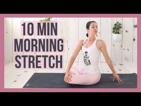 6 Easy Yoga Stretches for Everybody