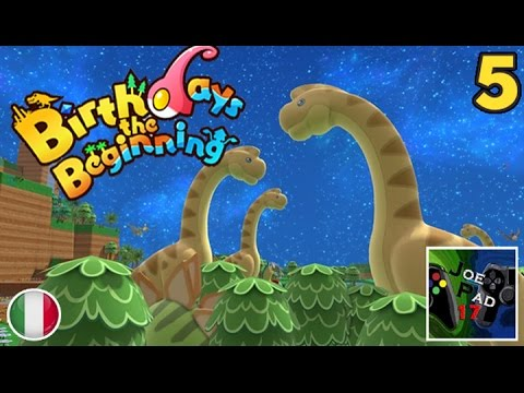 WELCOME TO JURASSIC WORLD! - BIRTHDAYS THE BEGINNING #5 (HD)