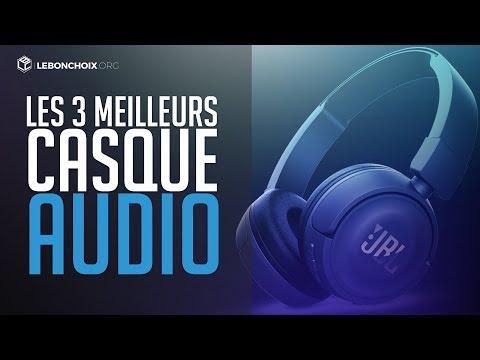TOP 3 DES MEILLEURS CASQUES AUDIO MUSIQUE ( COMPARATIF & TEST )