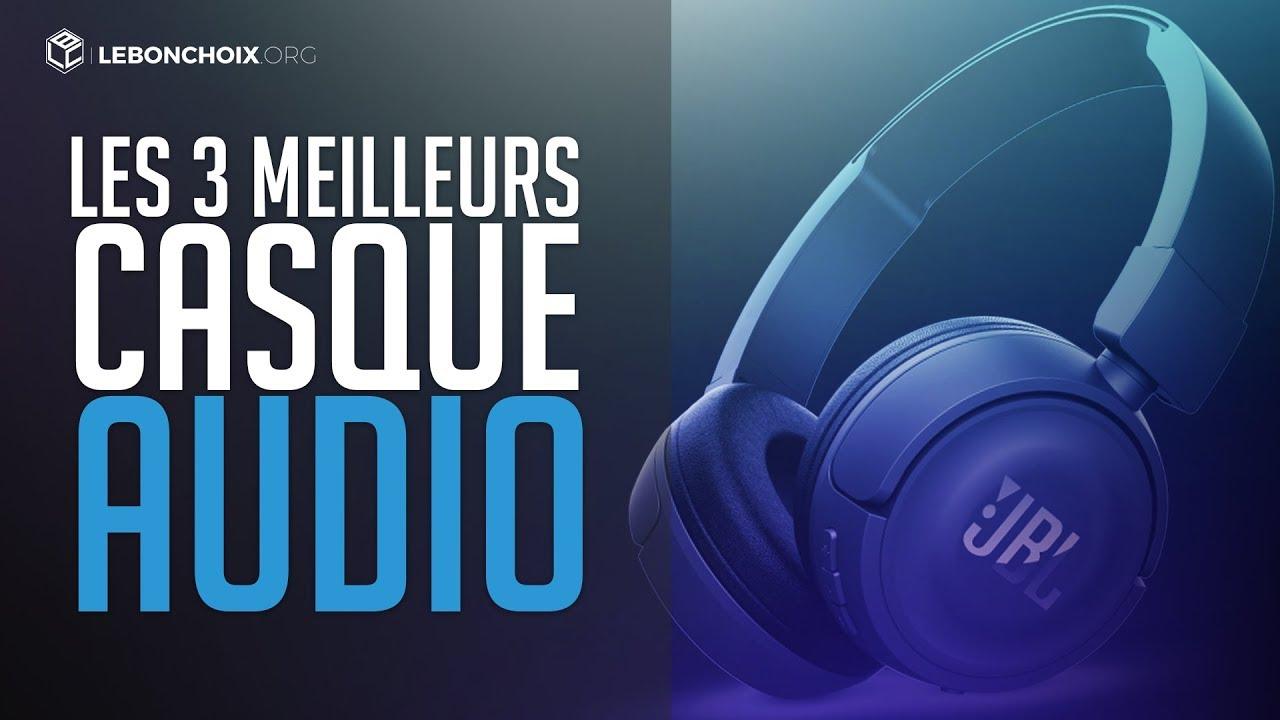 Top 3 Des Meilleurs Casques Audio Musique Comparatif Test