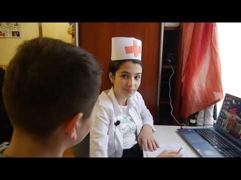 Холов Арсен, Андреасян Лилит Гимназия 2 Черняховск