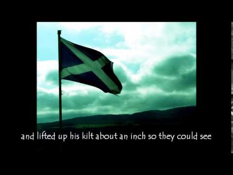 Hair of the Dog - The Scotsman with lyrics (High Quality)