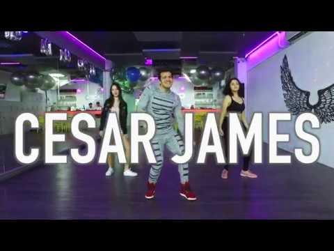 Dura - Daddy Yankee by Cesar James Zumba Cardio Extremo Cancun
