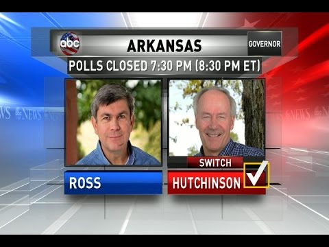 Projected Senate Wins: Cotton, R, in Arkansas; Shaheen, D, in New Hampshire