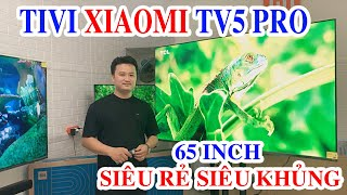 TV5 pro 65 inch Qled 8k