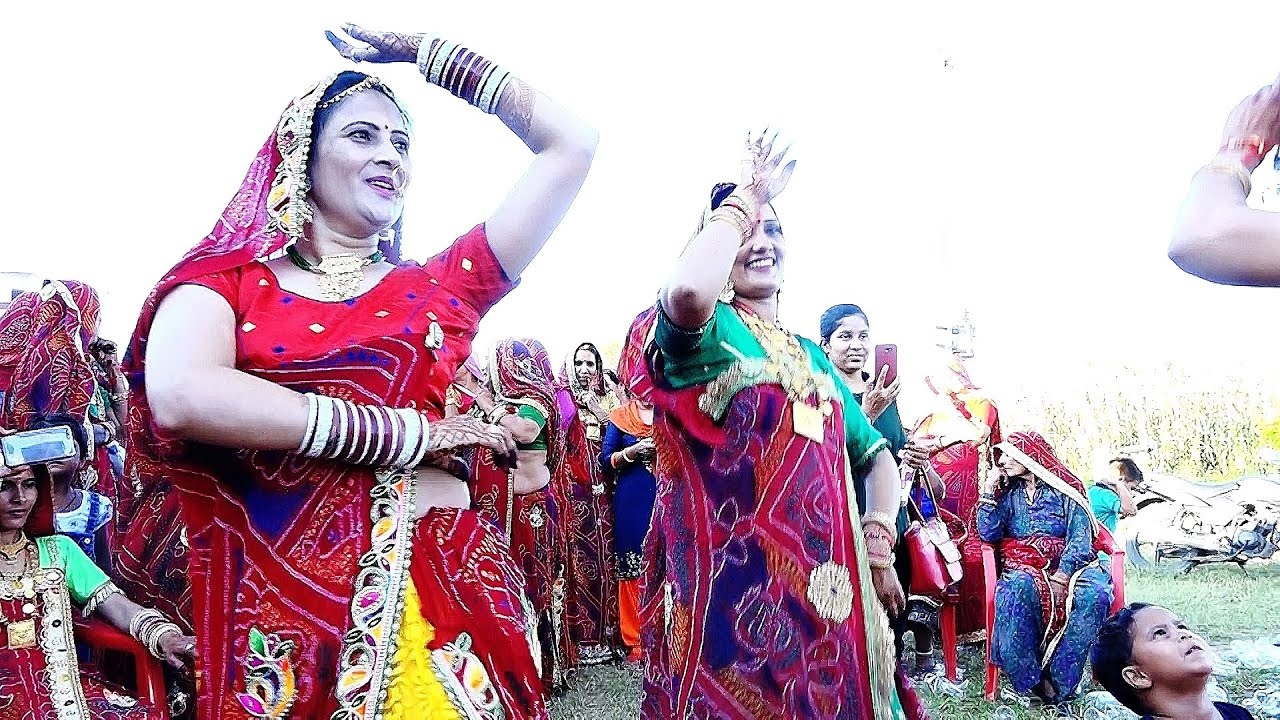 Download RB CHOUDHARY DANCE | Shekhawati Dance Performance | Rajasthani Dance Song