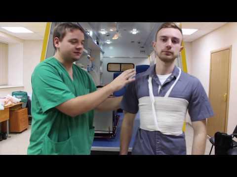 Как сделать повязку на шею своими руками