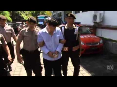 Video 1:50          Bali Nine: Transfer of Andrew Chan and Myuran Sukumaran to island for execution