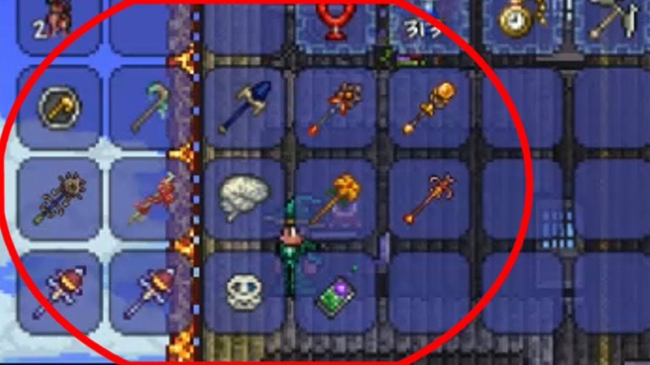 IS THIS THE BEST SUMMON ACCESSORY  Terraria Epic Modpack