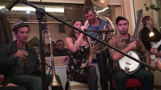 Tuba Skinny @ Jazz aux Sources, Châtel-Guyon, Casino, May 19th, 2018, 2nd part of the 1st set.