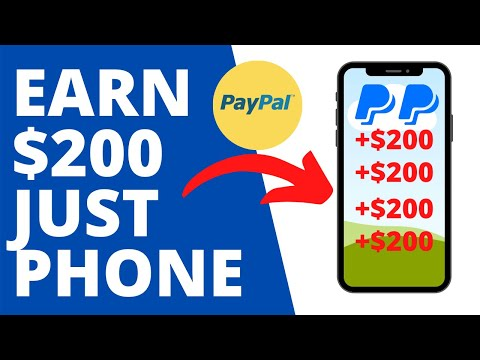 Earn $200.00+ Every 10 Mins With SmartPhone  Worldwide - Make Money Online 2020