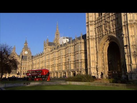 British Parliament palace in desperate need of repairs