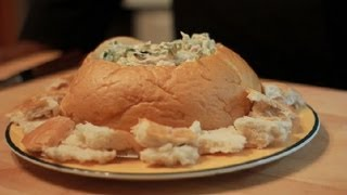 Vegetable Dip in a Bread Bowl : Vegetable Recipes, Dips & More