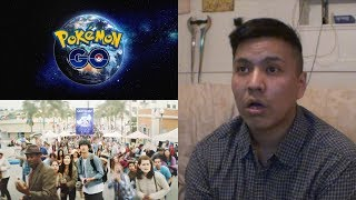 POKEMON GO | Legendary Pokemon Trailer Reaction