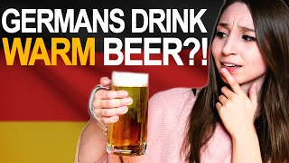 WARM BEER, DIRNDLS, and DAVID HASSELHOFF? - My reaction to (funny) clichés about Germans