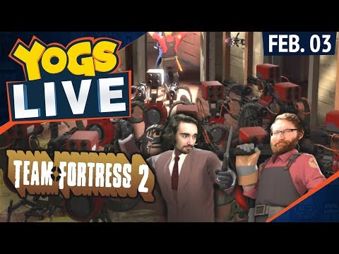 Team Fortress 2 & Fistful of Frags w/ Tom & Harry - 3rd February 2018