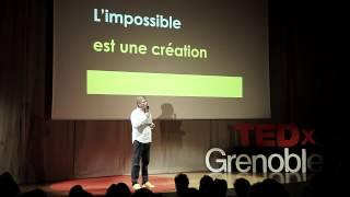 Impossible & créativité | Mark Raison | TEDxGrenoble