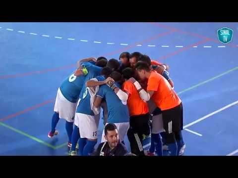 Valpaços FC 4 - 4 Carrazedo de Montenegro 8ª jornada II Divisão Nacional Futsal