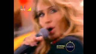 LOBODA - К чёрту любовь / Твои глаза (Супермарафон МУЗ ТВ)