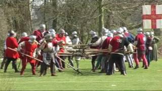Siege Battle Re enactment
