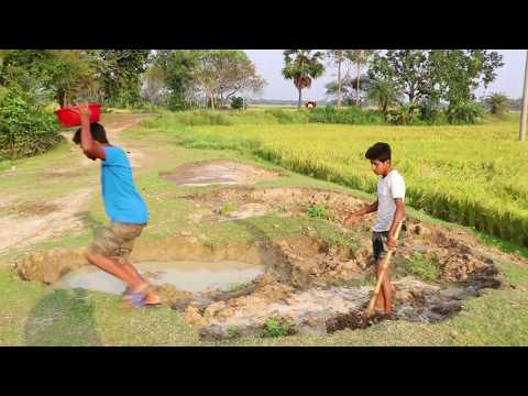 Must Watch New Funny😂 😂Comedy Videos 2019 - Episode 38    Binodon Bajar
