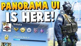 CS:GO - PANORAMA UI UPDATE IS HERE! + GIVEAWAY