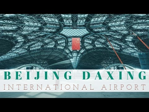 New Beijing Daxing International Airport