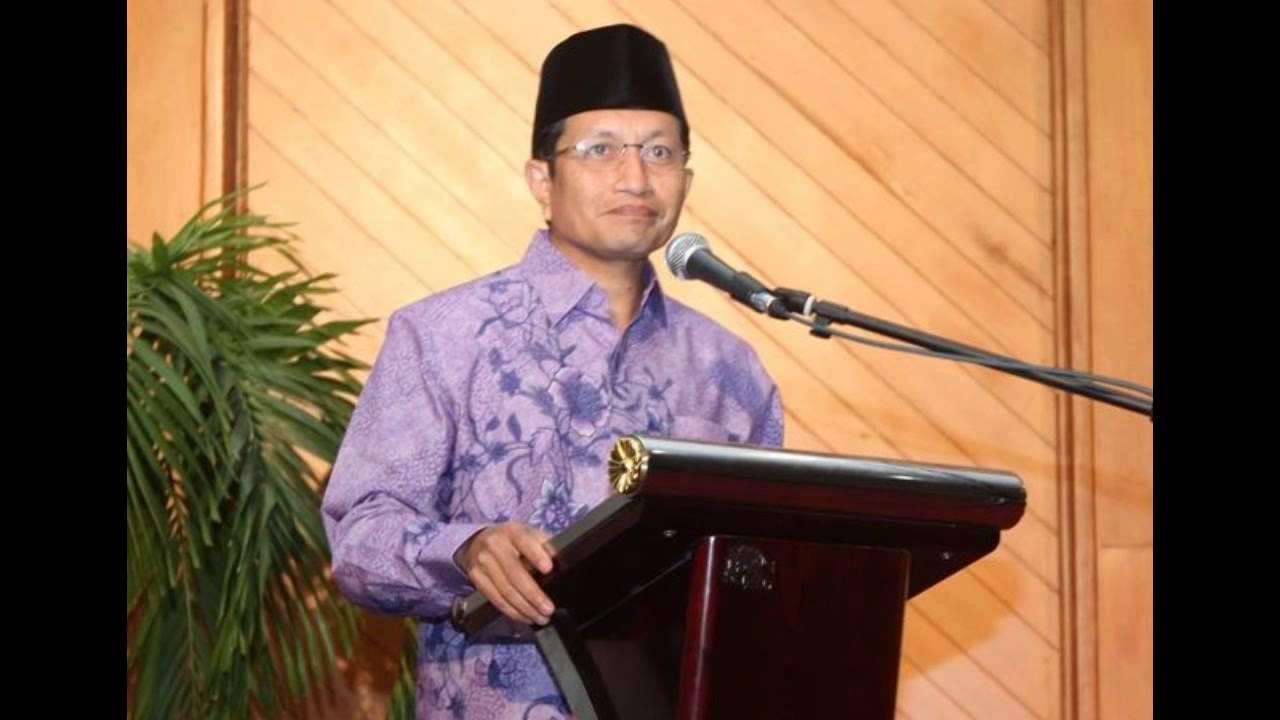 Kearifan dan Kematangan Spiritual - Prof. Nasaruddin Umar ...