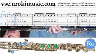 Уроки флейты Shawn Mendes - Youth ft. Khalidе Ноты Самоучитель um-ih821
