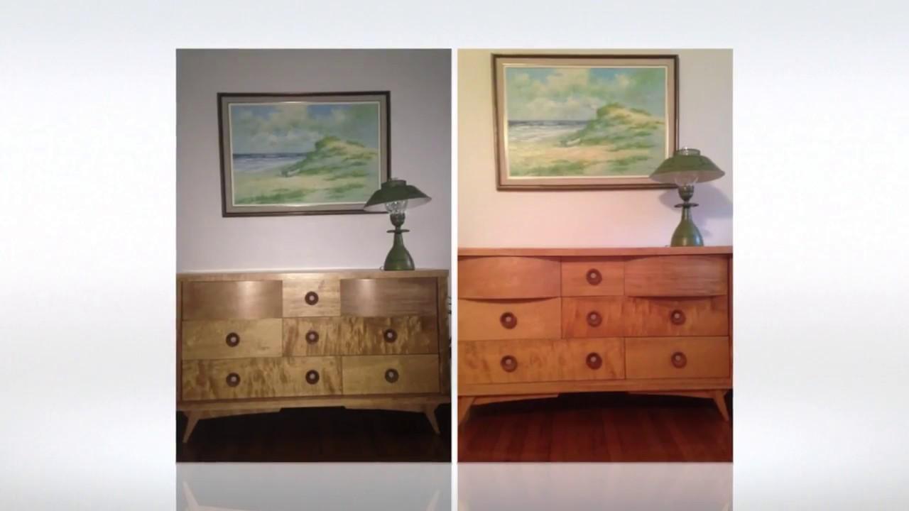 Quintessential 60s   Furniture Restoration