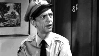 Matlock/ Andy Griffith Show Kleptominerac scene