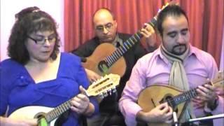 Yo te doy mi adoración 1era y 2da voz mandolina