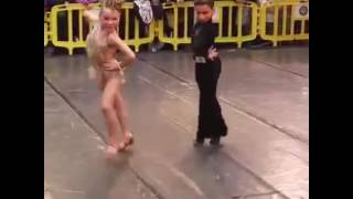 Awesome dance