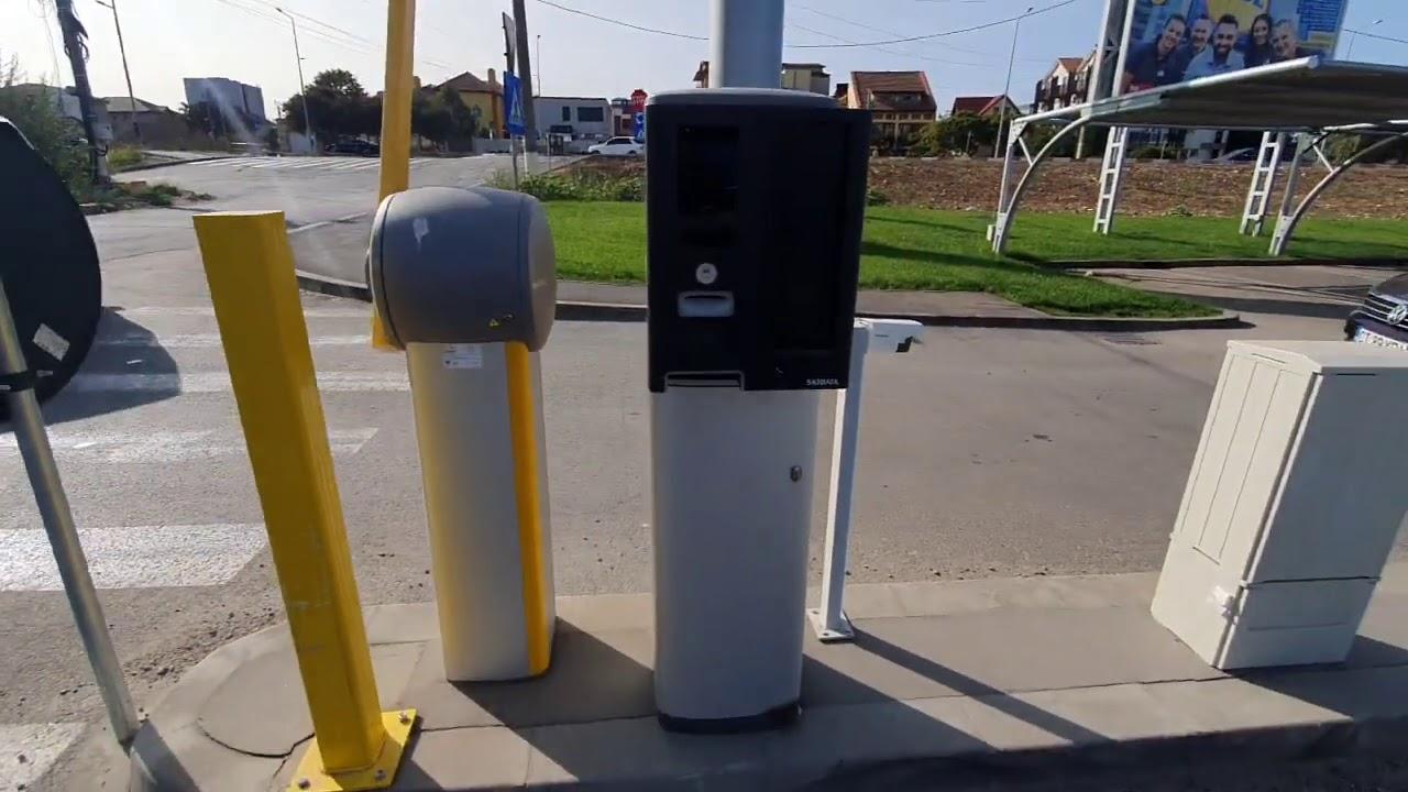 Statie incarcare masini electrice! Lidl Navodari