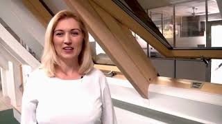 Budowa okna dachowego - FAKRO Vlog