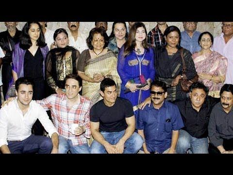 Qayamat Se Qayamat Tak 25th Anniversary Party | Aamir Khan, Junaid Khan, Ira Khan