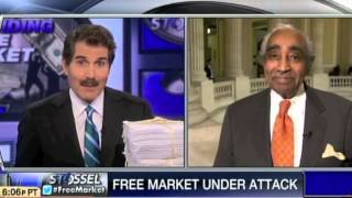 John Stossel - The Free Market & Income Inequality