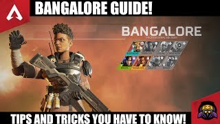 Apex Legends Bangalore Guide | Advanced Tips and Tricks | Abilities Overview