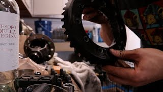 DIY - Disassembling BMW Differential for LSD Install Video