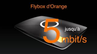 DFAcom internet Orange flybox