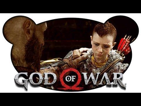 God of War 4 #05 - Sei stark Junge (Let's Play Gameplay Deutsch German)