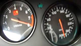 Toyota Supra Acceleration(TOP SPEED)