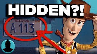 7 Secret Messages in Disney Films! - (Tooned Up S2 E47)