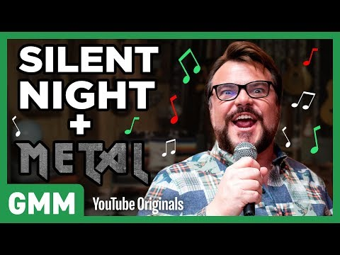 Christmas Song Challenge ft. Jack Black