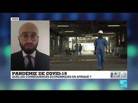 Pandémie de coronavirus: quelles conséquences économiques en Afrique ?