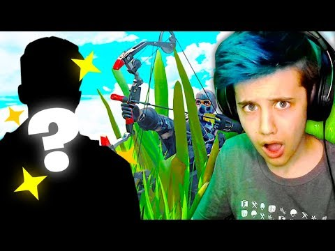 So I Played Fortnite With This CELEBRITY.. (Fortnite Battle Royale)