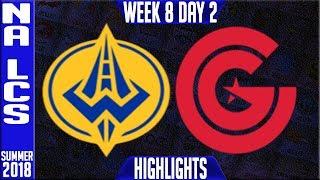Video GGS vs CG Highlights | NA LCS summer 2018 Week 8 Day 2 | Golden Guardians vs Clutch Gaming download MP3, 3GP, MP4, WEBM, AVI, FLV Agustus 2018