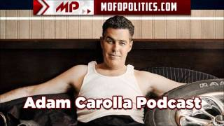 Adam Carolla rants against the Huffington Post