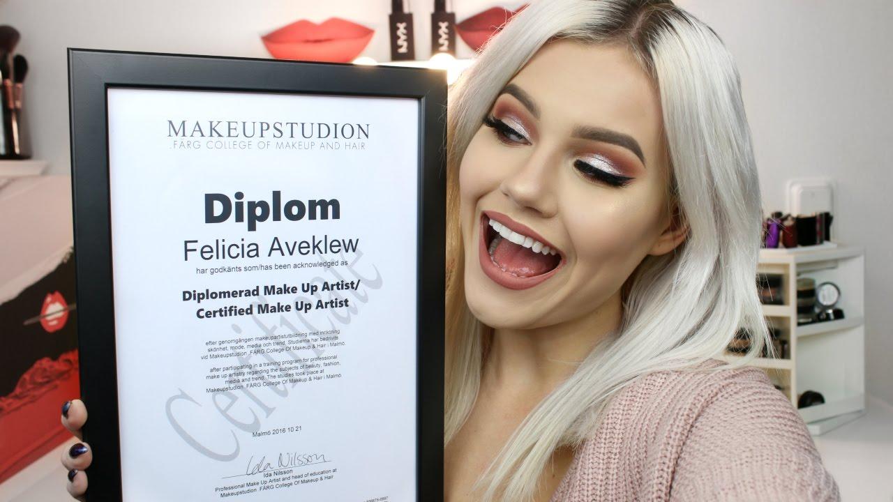 Make up artist utbildning gratis