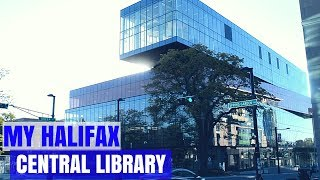 Halifax Central Library - My Halifax - Things To Do In Halifax